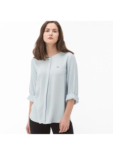 Lacoste Kadın  Gömlek CF0902.02M Mavi
